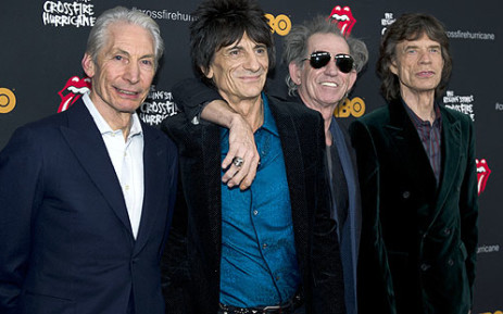 """FILE: The tour coincides with the release of a remastered version of the band's 1971 album """"Sticky Fingers"""" on May 26. It will conclude on July 15 in Quebec. Picture: AFP."""