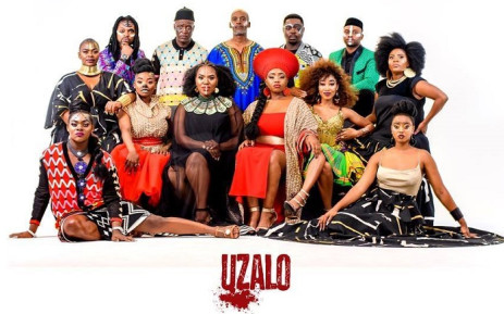 Uzalo cast members. Picture: Uzalo Facebook