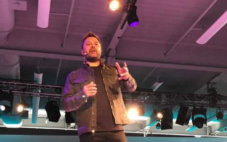 Chief Executive Officer at MapBox Eric Gundersen. Picture: @Mapbox/Twitter.