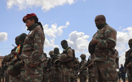 Ramaphosa Extends Deployment Of 20K Soldiers To Help Enforce COVID-19 Restrictions