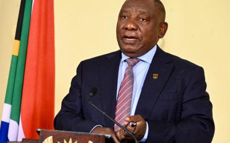 FILE: President Cyril Ramaphosa during his address on 27 June 2021, when he moved South Africa to alert level 4. Picture: GCIS