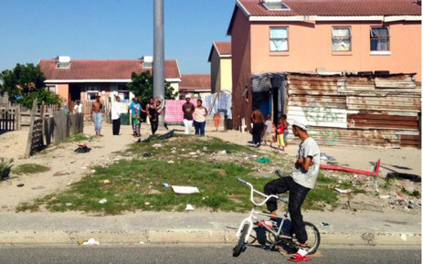 FILE: Residents believe the incidents are gang-related but authorities could not confirm this. Picture: EWN