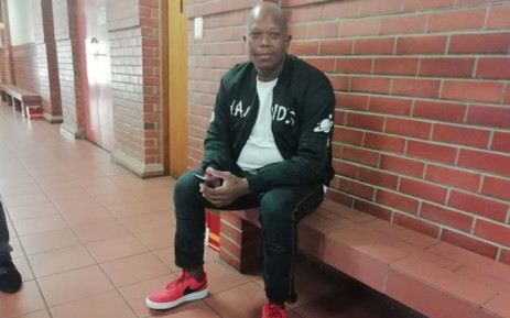 Mandla 'Mampintsha' Maphumulo at the Pinetown Magistrates Court. Picture: Nkosikhona Duma/EWN