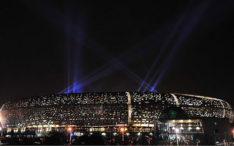 The FNB Stadium in Johannesburg. Picture: Wikipedia
