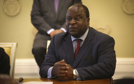 Finance Minister Tito Mboweni. Picture: Cindy Archillies/EWN