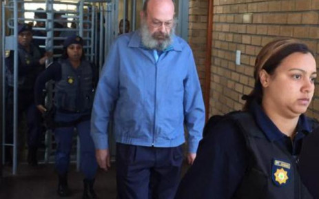 FILE: Former police officer Christiaan Prinsloo exists court. Picture: Siyabonga Sesant /EWN