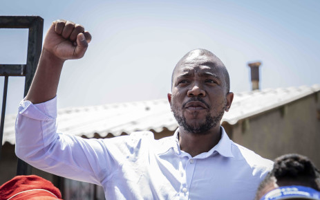 DA leader Mmusi Maimane looks like he will be fighting for his political survival on two fronts. Picture: Abigail Xavier/EWN