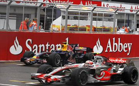 FILE: Sebastian Vettel and Michael Schumacher were due to take part in the event. Picture: AFP.
