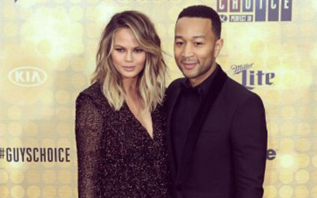 FILE: Chrissy Teigen and husband John Legend. Picture: John Legend via Instagram.