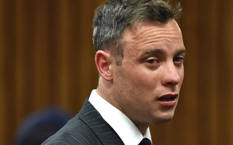 Oscar Pistorius at the Pretoria High Court on 13 June 2016. Picture: Pool