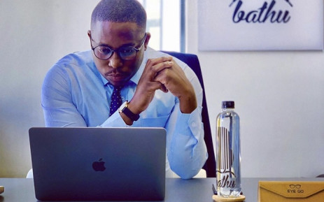 Bathu founder and CEO Theo Baloyi. Picture: Supplied