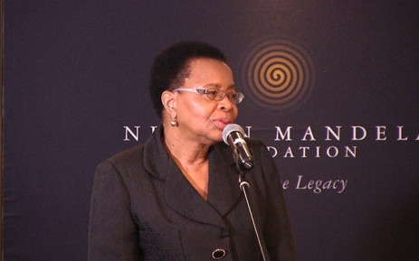 FILE: Graca Machel says the Ebola outbreak in West Africa has highlighted a crisis of identity on the continent. Picture: Reinart Toerien/EWN.