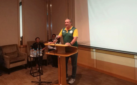 FILE: Sascoc vice-president Barry Hendricks. Picture: @TeamSA18/Twitter.