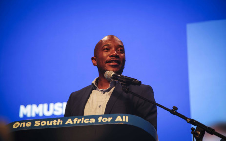 DA leader Mmusi Maimane addresses a Workers' Day Rally in Cape Town on 1 May 2019. Picture: Cindy Archillies/EWN