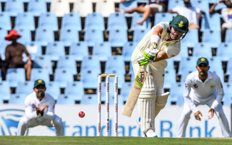 FILE: The Proteas's Dean Elgar. Picture: @OfficialCSA/Twitter