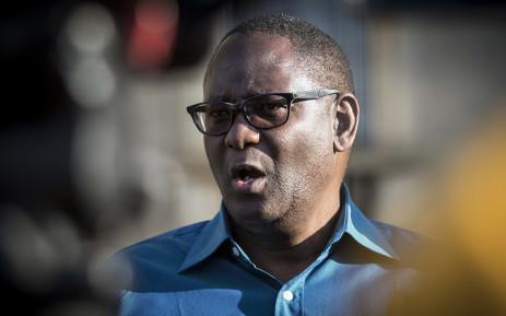 FILE: Zwelinzima Vavi. Picture: Thomas Holder/EWN.