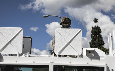 FILE: The SANDF took to the streets of Alexandra on 15 April 2020 to encourage residents of the township to stay indoors. Picture: Kayleen Morgan/EWN