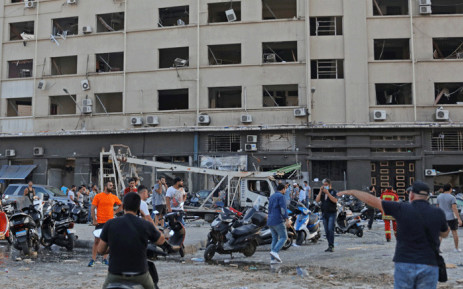 Two explosions rock Beirut, dozens wounded