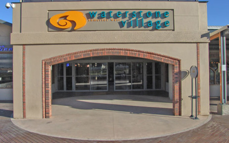 Waterstone Village Centre was robbed on 19 ctober 2013. Picture: Facebook.
