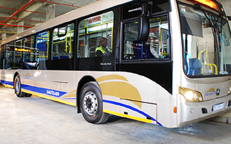 FILE: Gautrain management has confirmed bus drivers in Johannesburg have embarked on a wildcat strike this afternoon. Picture: EWN.
