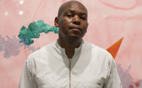 Africa First Art Prize winner Mongezi Ncaphayi. Picture: Anton Scholtz.