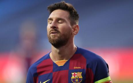 Barcelona forward Lionel Messi. Picture: AFP