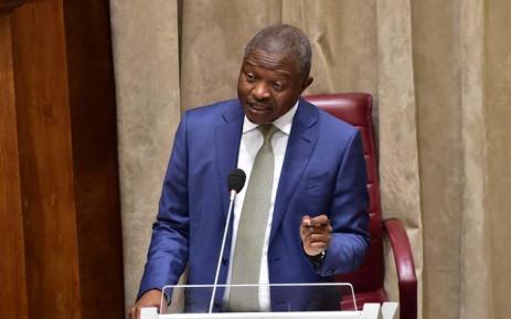 FILE: Deputy President David Mabuza. Picture: GCIS