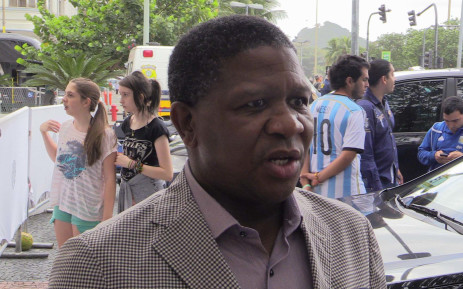 FILE:Fikile Mbalula says the probe into alleged match fixing involving Safa is entirely in the hands of Fifa.  Picture: Christa Eybers/EWN.