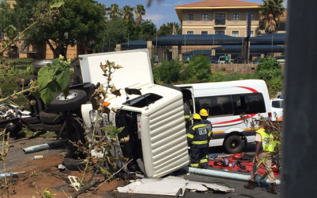 M1 south partially opened after fatal accident