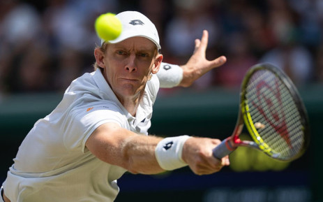 Kevin Anderson. Picture: @Wimbledon/Twitter