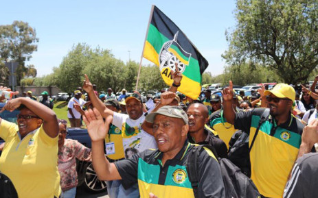 Delegates at the ANC national conference at Nasrec, Johannesburg on 16 December 2017. Picture: @MYANC/Twitter