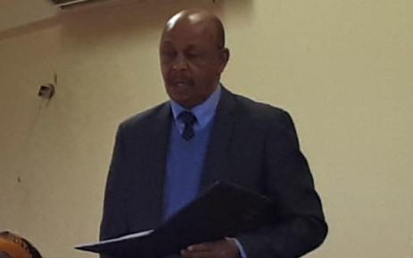 Former Nelson Mandela Bay council Speaker Jonathan Lawack. Picture: @LawackNmbm/Twitter
