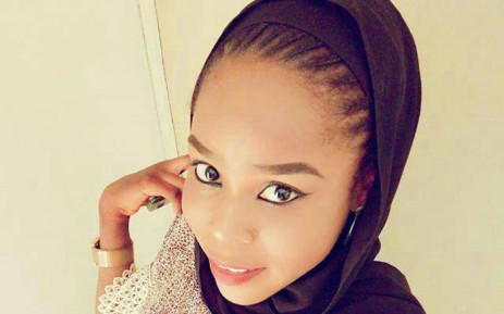 Hauwa Mohammed Liman was reportedly executed by Boko Haram. Picture: @keneseni1/Twitter