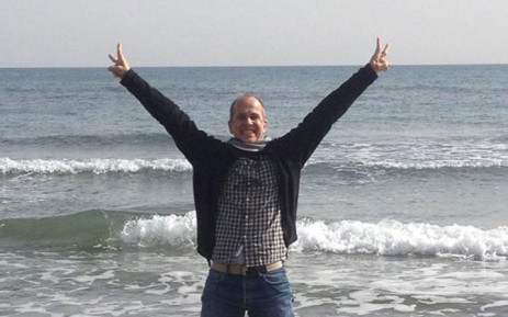 Al Jazeera journalist Peter Greste left Egypt for his native Australia on Sunday after serving 400 days in a Cairo prison on charges that included aiding a terrorist group. Picture: Twitter @PeterGreste.