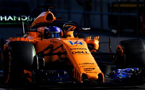 A McLaren F1 vehicle. Picture: @McLarenF1