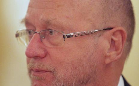 Tourism Minister Derek Hanekom. Picture: Rama/Wikimedia Commons.