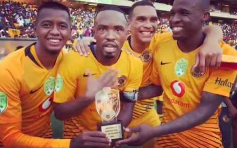 Kaizer Chiefs celebrates their win over Cape Town City. Picture: Kaizer Chiefs.