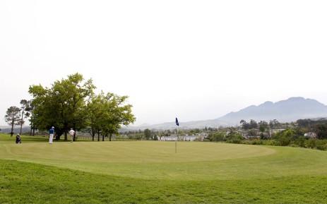 The Stellenbosch Golf Club. Picture: Stellenboschgolfclub.com