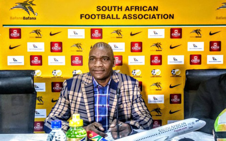 Molefi Ntseki appointed new Bafana Bafana coach
