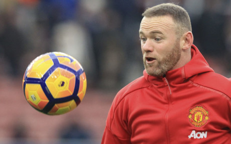 FILE: Wayne Rooney. Picture: AFP