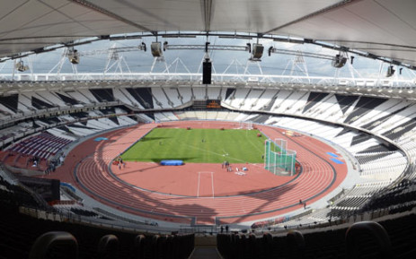 The Olympic Stadium in London. Picture: LOCOG.