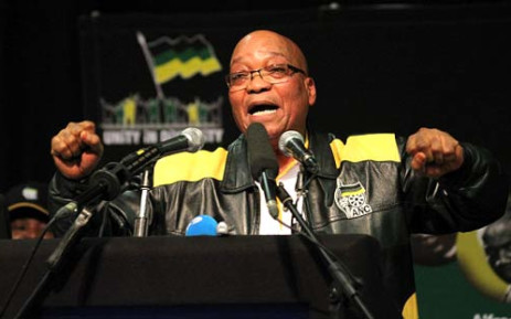 The ANC stood behind President Zuma preventing efforts to have a motion of no confidence against him debated.