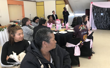 Western Cape Social Development MEC Albert Fritz commemorated National Women's Day in Strandfontein and Mitchells Plain at a special event for women on 9 August 2018. Picture: Twitter/@AlbertFritz_DA.