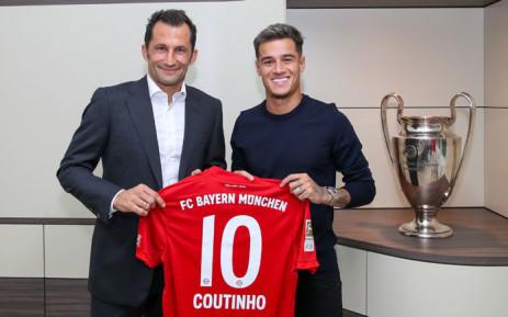 Barca S Coutinho Joins Bayern Munich On Loan