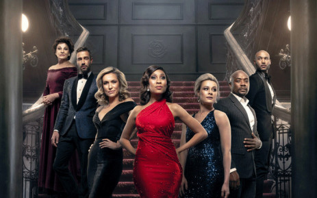 The 'Legacy' cast. Picture: Supplied.