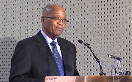 FILE: President Jacob Zuma is heading to Brazil this weekend for a BRICS summit. Picture: Reinart Toerien/EWN