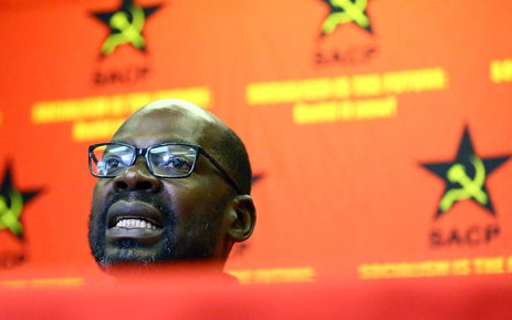 FILE: The South African Communist Party's Solly Mapaila. Picture: Sethembiso Zulu/EWN