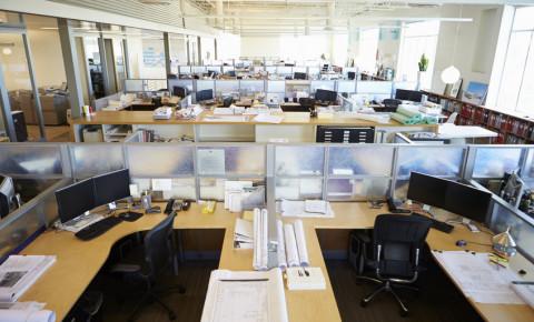 Empty office space covid-19 coronavirus lockdown 123rfbusiness 123rf
