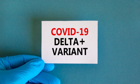 Delta Plus Covid-19 covid variant 123rf