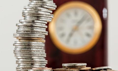 Time coins money pexels